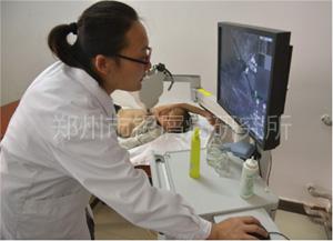 热烈庆祝郑州地区唯一皮肤镜检测仪器落户我院-3.jpg